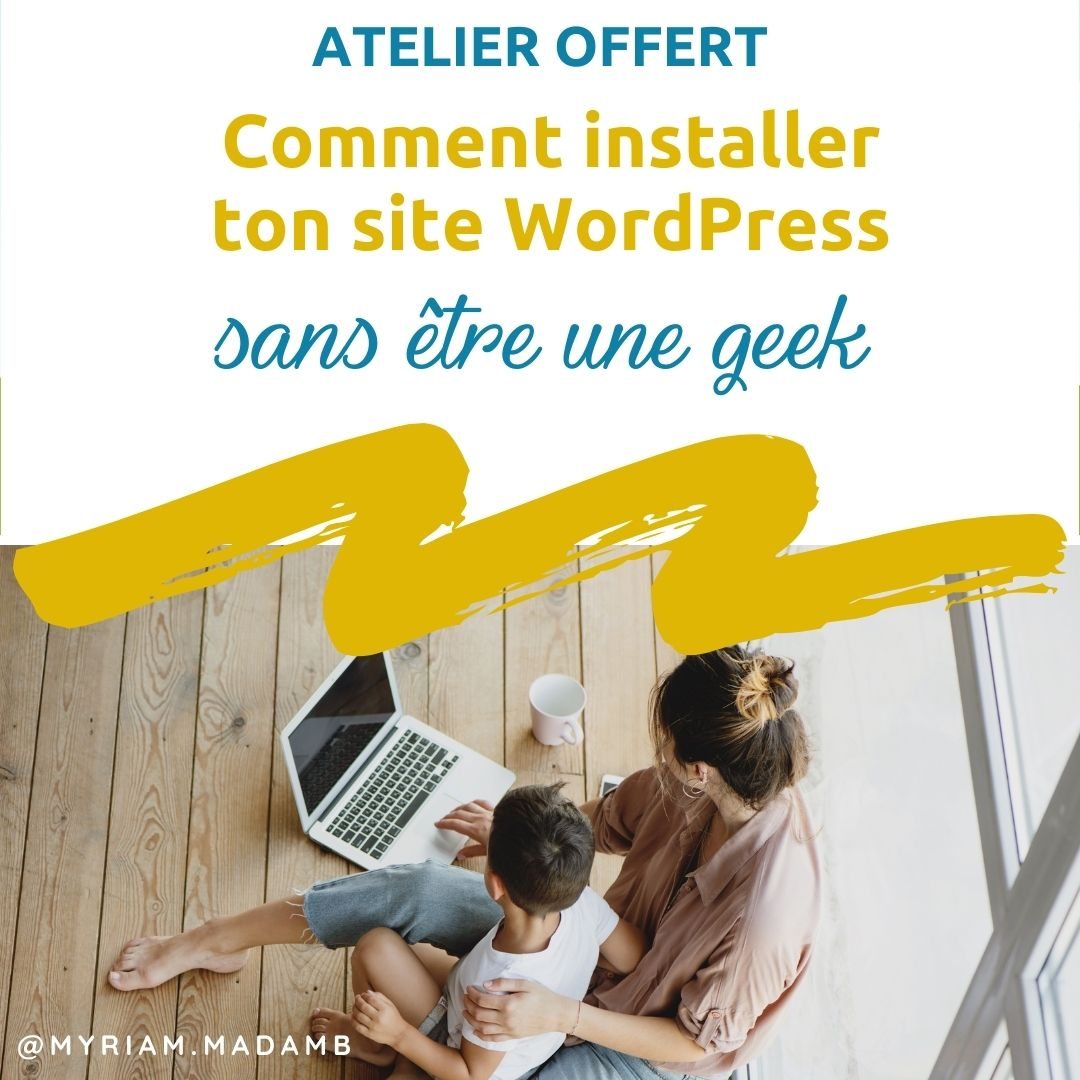atelier-installer-wordpress